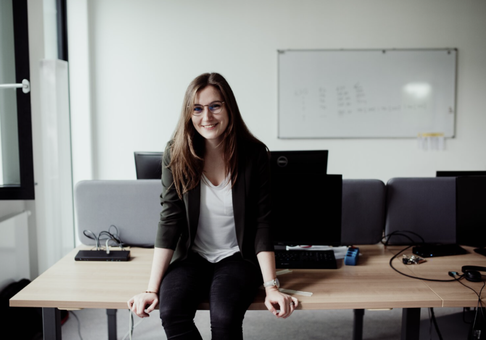 Teresa über ihren Arbeitsalltag in der Welt der Daten