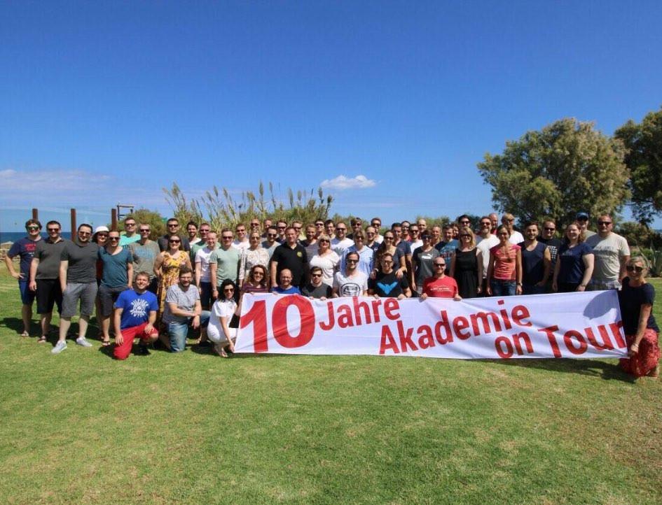 10. Akademie on Tour ORAYLIS