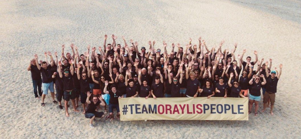 Team und Kultur ORAYLIS
