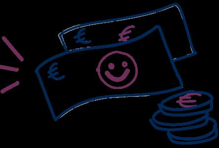 Benefits ORAYLIS: Attraktives Vergütungsmodell