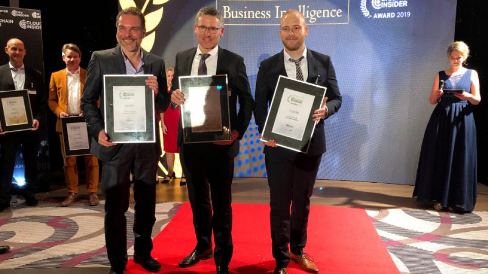 IT Awards 2019: Silber für unser #TEAMORAYLISPEOPLE