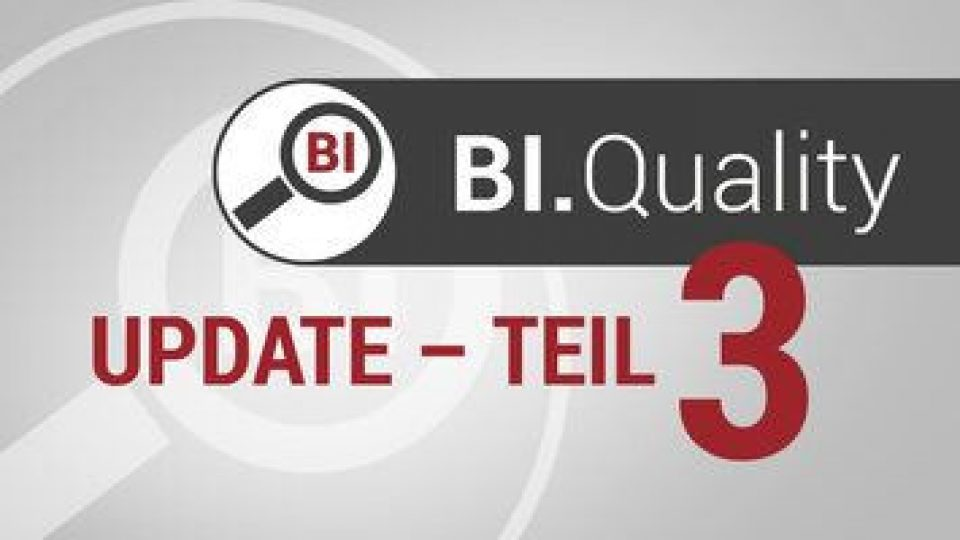 Datenqualität sichern! – Teil 3: Oracle-Abfragen & Report-Versand
