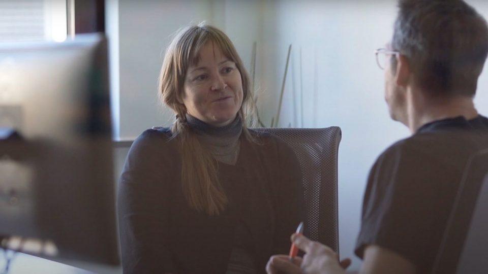 Eeva und Jürgen im Gespräch ORAYLIS