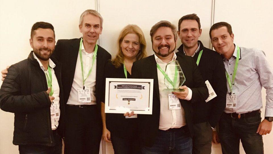 BARC Award 2019: Zum 2. Mal in Folge gewinnt ein ORAYLIS-Kunde