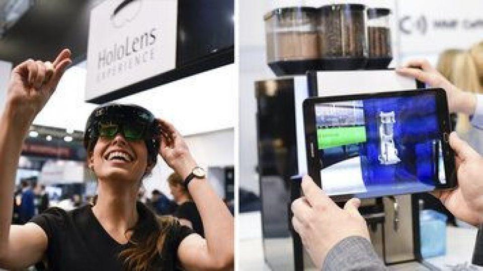 HoloLens-Showcase: Röntgenblick in Kaffeemaschinen