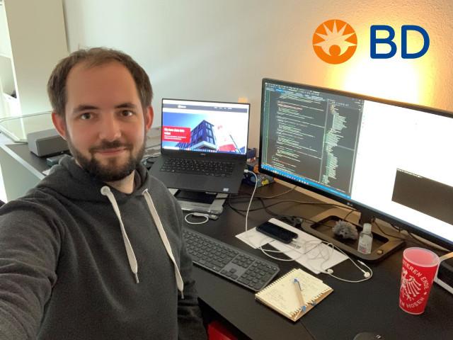 Cloud Engineering Projekt BD Rowa Interview mit Christoph