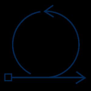 Agile Umsetzung Icon ORAYLIS