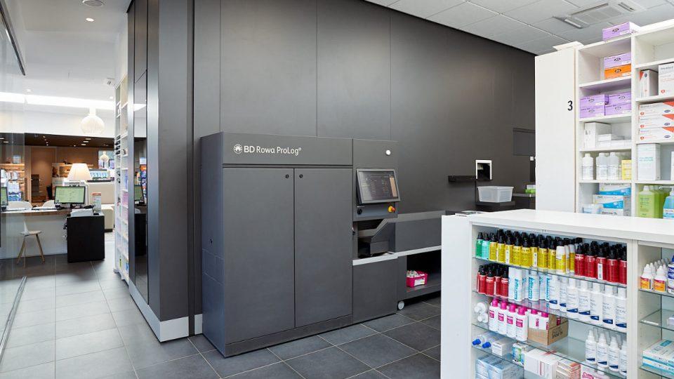 BD Rowa Automaten - So senkt BD Rowa die Stillstandszeiten von Kommissioniersystemen