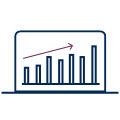 BI & Data Analytics Icon ORAYLIS