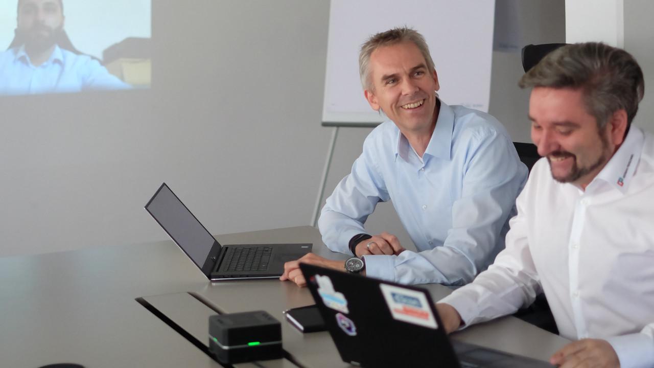 Kundenerfolge ORAYLIS GermanPersonnel Agilität verstärken