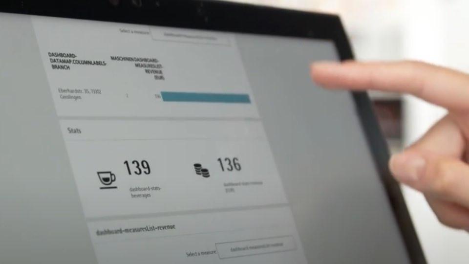 WMF Group: Digitale Echtzeitservices für Profi-Kaffeemaschinen