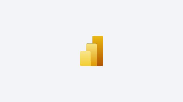 Power BI Logo