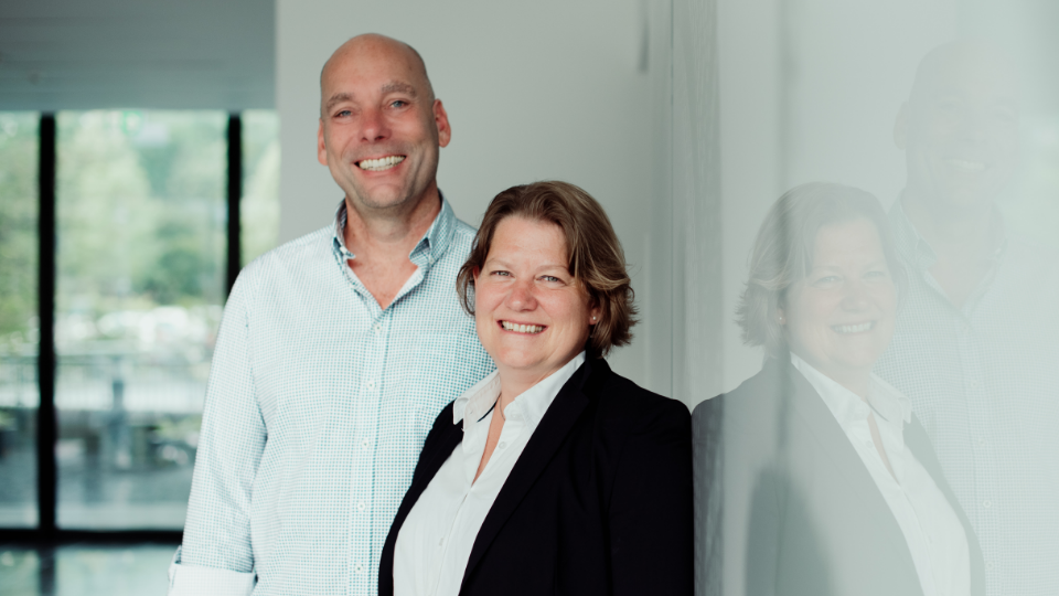 Co CEO ORAYLIS Dorte und Thomas