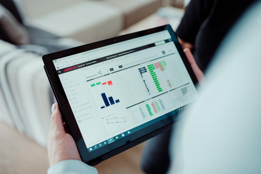 Power BI Data Analytics ORAYLIS