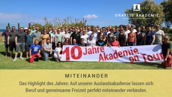 Miteinander Akademie on Tour