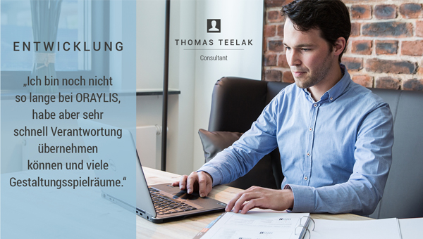 Entwicklung Consultant