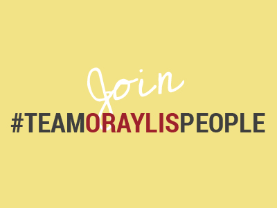 Team Oraylis People