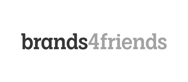 BRANDS4FRIENDS Logo