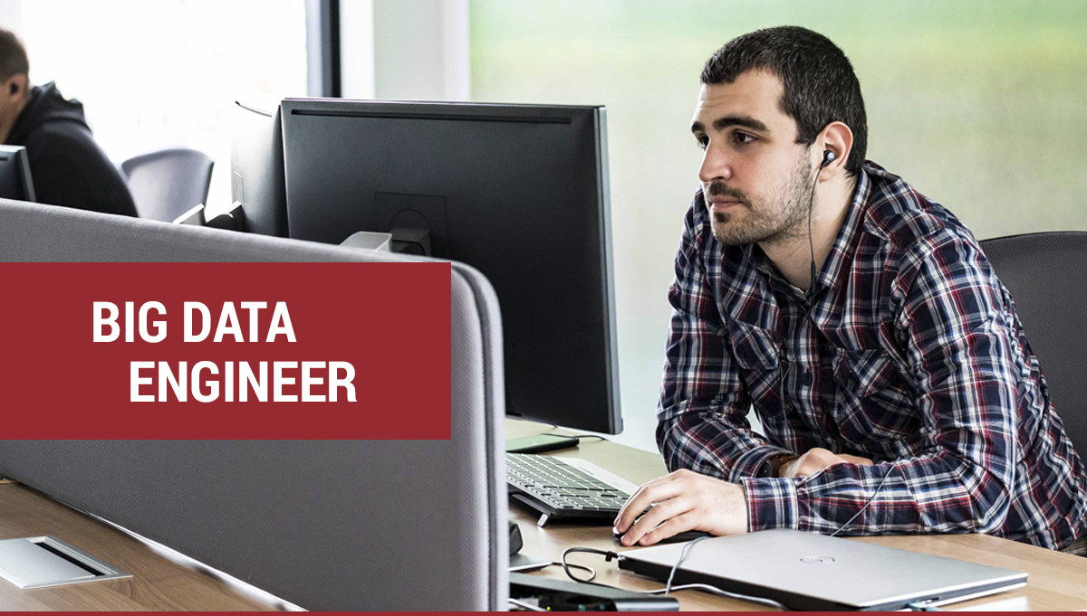 Big Data Engineer spark