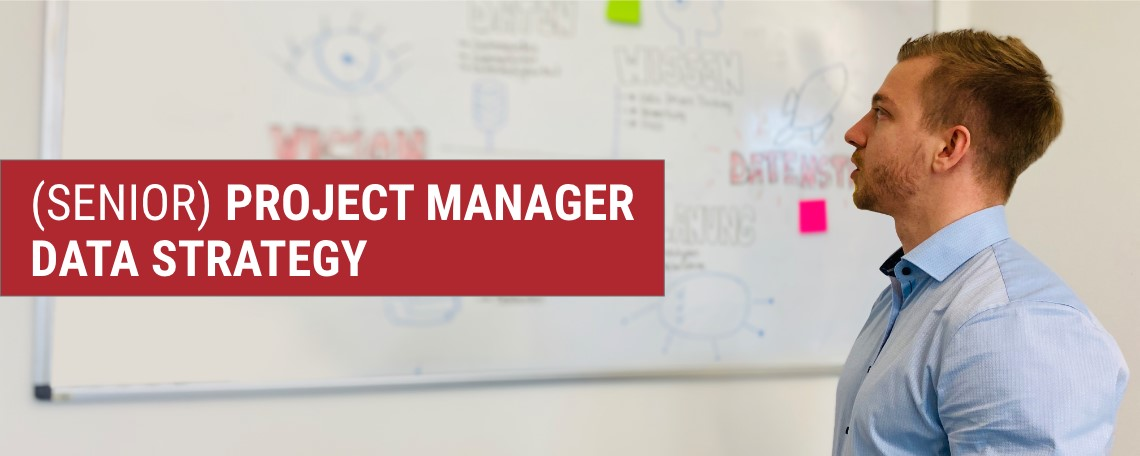 Project Manager Data Strategy