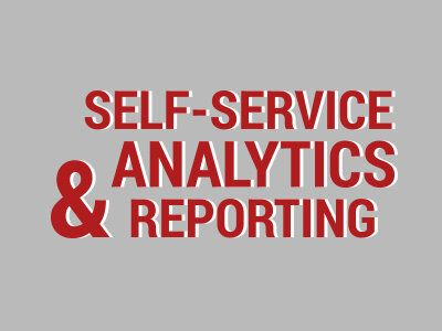 Self-Service-Analytics & Reporting