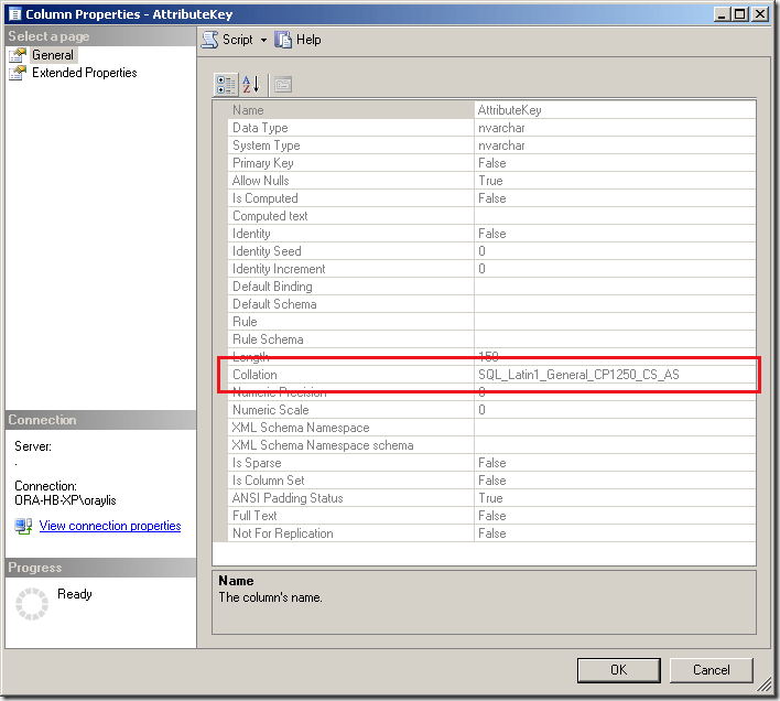 A duplicate attribute key has been found during processing