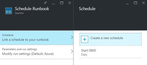 Azure Automation Services Runbook Ovwerview