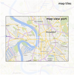 OpenStreetMap and other map sources for Reporting Services