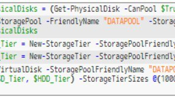 Windows Server 2012 R2 Storage Spaces – Write Back Cache