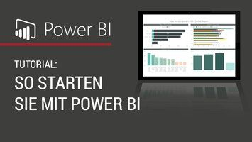Power BI Tutorial - TITEL