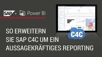 Interaktive Analysen mit Power BI auf SAP C4C - TITEL
