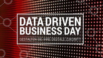 Keyvisual zum Data Driven Business Day